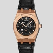 Audemars Piguet Royal Oak Dual Time 26120OR.OO.D002CR.01 Muy bueno Oro rosa 39mm