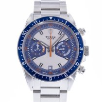 Tudor Heritage Chrono Steel 42mm Blue United States of America, Georgia, Atlanta