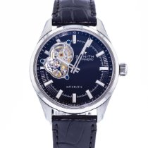 Zenith El Primero Synopsis Steel 40mm Black United States of America, Georgia, Atlanta