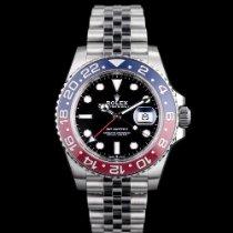 Rolex GMT-Master II Steel Black United Kingdom, London