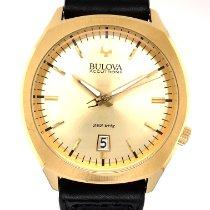 Bulova Accutron II Gold/Steel 41mm Gold No numerals