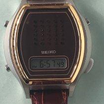 Seiko Plastic Quartz 40mm pre-owned