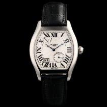 Cartier Tortue Белое золото Cеребро
