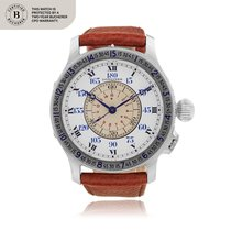 Longines Lindbergh Hour Angle Steel 47mm United States of America, New York, New York
