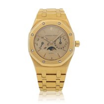 Audemars Piguet Royal Oak Day-Date Yellow gold 36mm United States of America, New York, New York