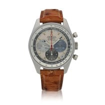 Zenith El Primero Chronograph Steel 37.5mm Silver United States of America, New York, New York