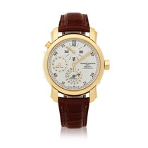 Vacheron Constantin Malte Yellow gold 38mm Silver United States of America, New York, New York