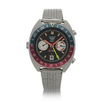 Heuer Steel 47mm Automatic 11630 United States of America, New York, New York