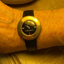Yves Saint Laurent 30mm Handaufzug gebraucht