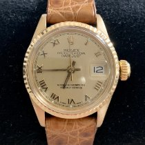 Rolex Oyster Perpetual Lady Date Or jaune 26mm Or Romains France, aubergenville