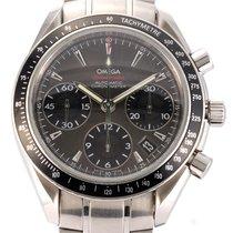 Omega Speedmaster Date Steel 40mm Grey No numerals