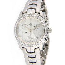 TAG Heuer Link Lady 33mm Mother of pearl United States of America, Virginia, Vienna