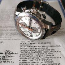 Chopard Grand Prix de Monaco Historique Titan 44.5mm Stříbrná Bez čísel
