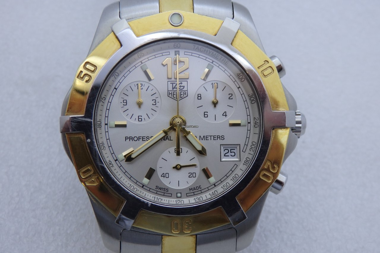 TAG Heuer Aquaracer 300M WAY1151.BD0912 pre-owned