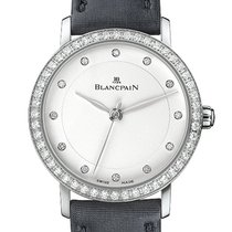 Blancpain Steel Automatic 6102-4628-95A new United States of America, New York, New York City