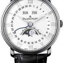 Blancpain Steel 40mm Automatic 6654-1127-55B new United States of America, New York, New York City