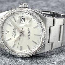 Rolex Datejust Oysterquartz Rolex Oysterquartz Datejust 17000 | 1977 Très bon Acier 36mm Quartz