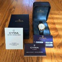 Cyma Yellow gold 32mm Quartz 626-200 G4 pre-owned United States of America, California, Alamo