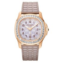Patek Philippe Women's watch Aquanaut 35.6mm Automatic new Watch with original box and original papers 2021