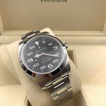 Rolex Air King Steel 40mm Black Arabic numerals United States of America, Florida, Coconut Creek