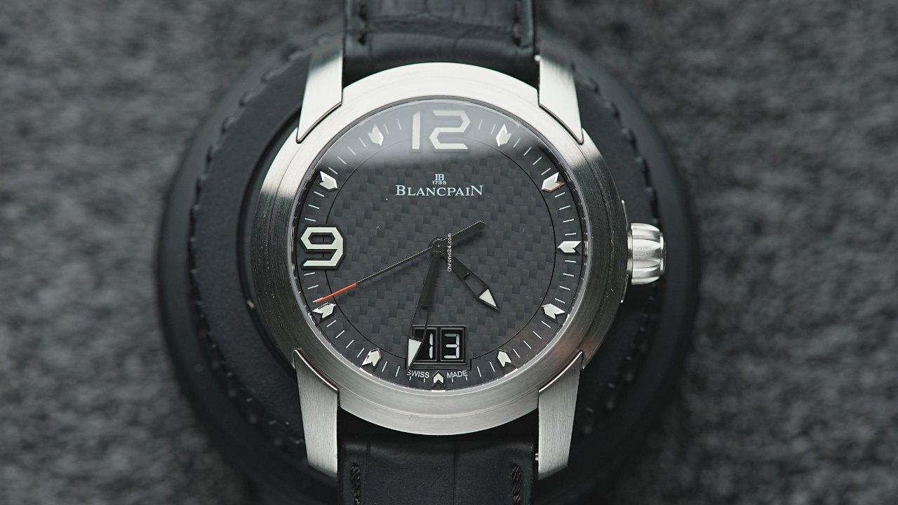Blancpain L-Evolution R10-1103-53B new