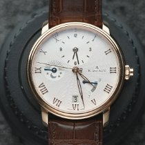 Blancpain Villeret Ultra-Slim new 2021 Automatic Watch with original box and original papers 6665-3642-55B