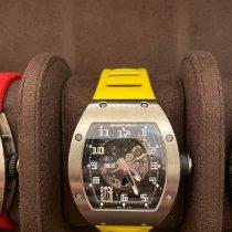 Richard Mille Титан Автоподзавод Прозрачный подержанные RM 010