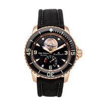 Blancpain Rose gold 45mm Automatic 5025-3630-52B pre-owned United States of America, Pennsylvania, Bala Cynwyd