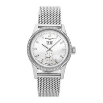 Breitling Transocean 38 Steel 38mm White No numerals