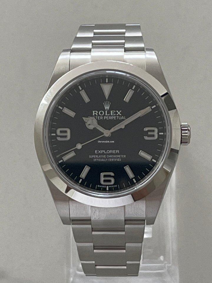 Rolex Explorer 214270 2020 new