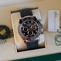 Rolex Daytona White gold 40mm Black No numerals United States of America, California, Sunnyvale