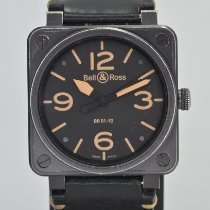 Bell & Ross BR 01-92 BR0192-HERITAGE Good Steel Automatic