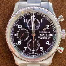 Breitling Navitimer 8 Steel 43mm Black Arabic numerals United States of America, Texas, Plano