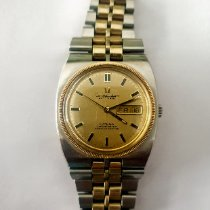 Omega pre-owned Automatic 36mm Yellow Plexiglass