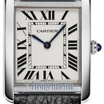 Cartier Tank Solo new 2021 Quartz Watch with original box wsta0030