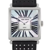 Roger Dubuis Golden Square White gold 37mm Mother of pearl Roman numerals United States of America, Pennsylvania, Southampton