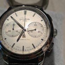 Glashütte Original Senator Chronograph XL Steel Silver