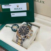 Rolex Gold/Stahl 40mm Automatik 116523 neu