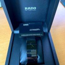 Rado nouveau Quartz Seconde centrale 25mm Céramique