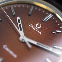 Omega Genève Brown