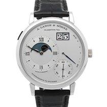A. Lange & Söhne Grand Lange 1 Platinum 41mm Silver