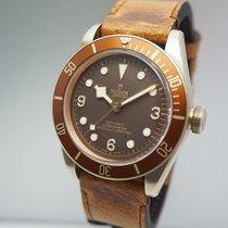 Tudor Black Bay Bronze 79250BM Very good Bronze 43mm Automatic