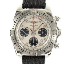 Breitling Stahl Automatik 41mm gebraucht Chronomat 41
