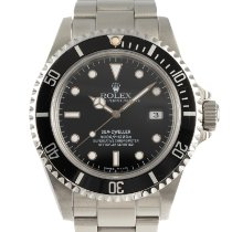 Rolex Sea-Dweller 4000 Steel 39.5mm Black