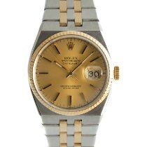 Rolex Datejust Oysterquartz Gold/Steel 36mm Gold