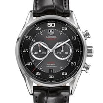 TAG Heuer Carrera Calibre 36 new 2021 Automatic Chronograph Watch with original box and original papers CAR2B10.FC6235