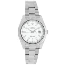 Rolex II 116334 Steel 2010 Datejust II 41mm pre-owned Canada, Vancouver