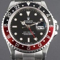 Rolex GMT-Master 40mm Svart