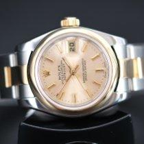 Rolex Lady-Datejust Gold/Steel 26mm Pink