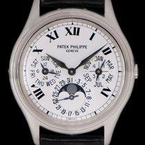 Patek Philippe Perpetual Calendar Platinum 36mm White Roman numerals United States of America, New York, New York